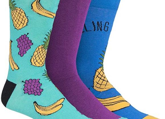 Free Fruity Socks