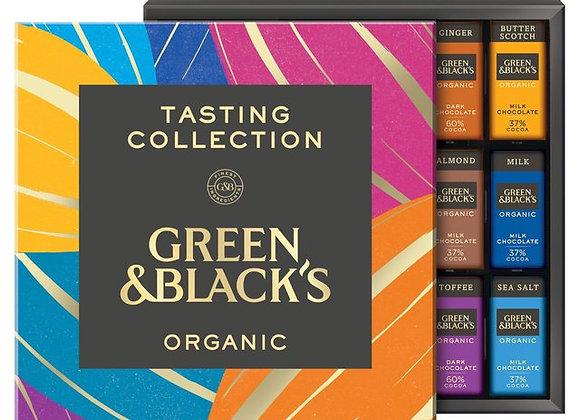 Free Green&Black Tasting Box