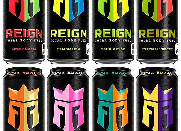 Free Reign Energy Drink