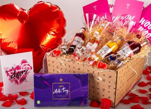 Free Valentine's Cocktail Box