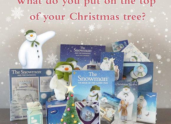 Free Snowman XMAS Set