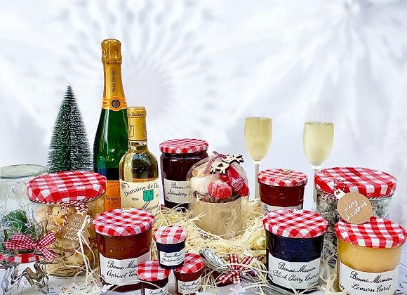 Free Bonne Maman Christmas Gift Set