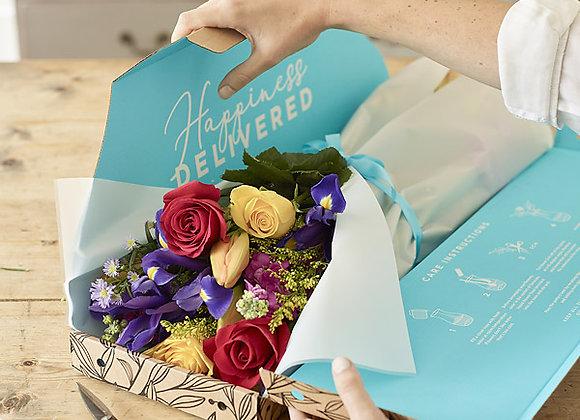 Free Serenata Flower Box