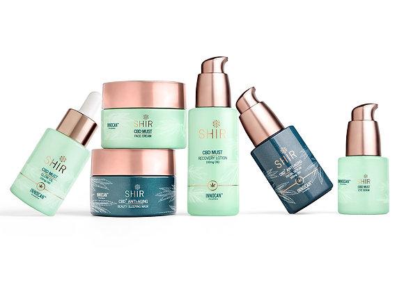 Free SHIR Beauty Kit