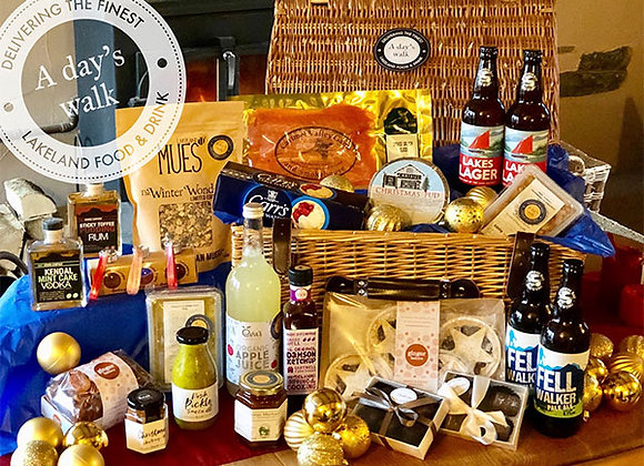 Free Luxury Lake District Christmas Hamper