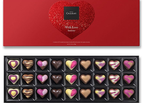 Free Valentine's Hotel Chocolate Box