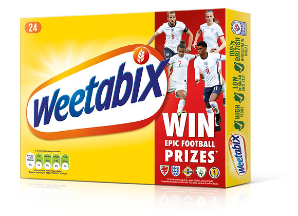 Free Weetabix Football