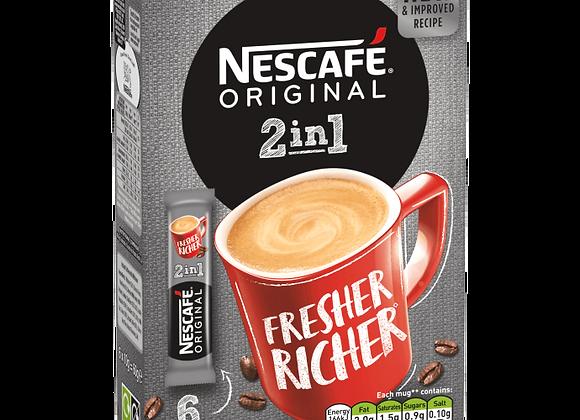 Free NESCAFÉ in1 Coffee