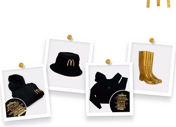 Free McDonald's Hoodies
