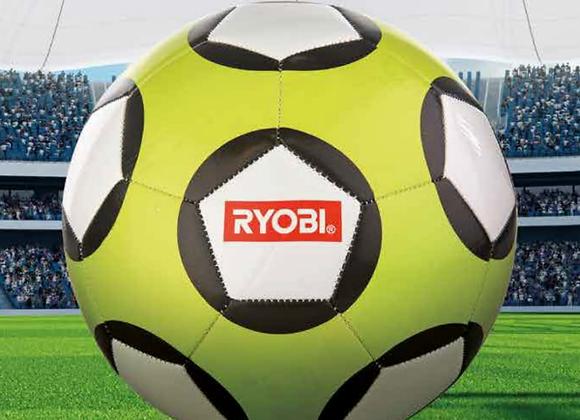 Free RYOBI Football