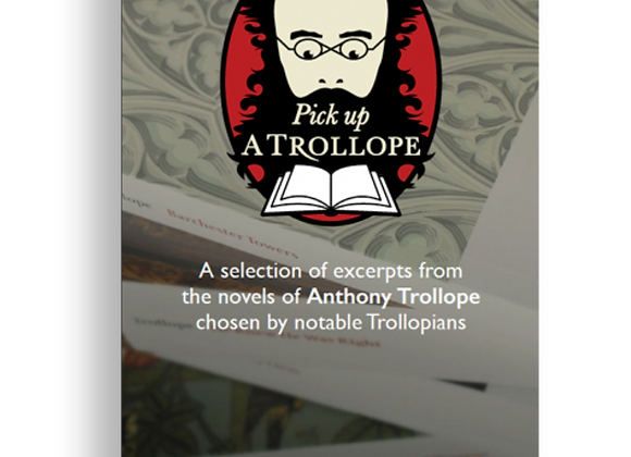Free Pick Up A Trollope Book