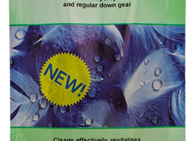 Free Nikwax Down Wash Direct®