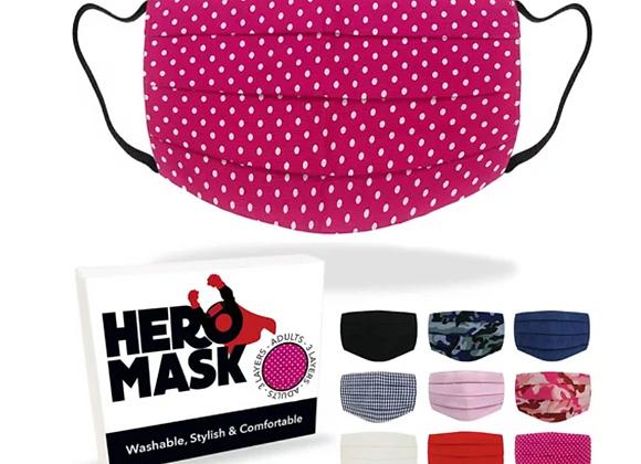 Free Hero Face Masks