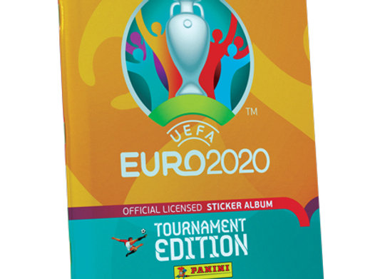 Free UEFA EURO 2020™ Sticker Book
