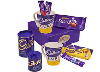 Free Cadbury Chocolate Kit