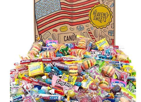 Free Halloween Sweet Box