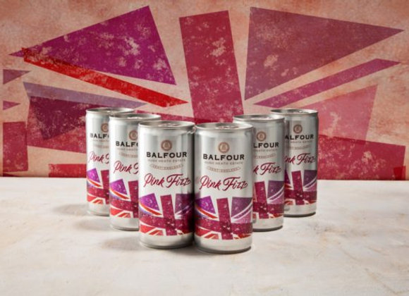 Free Balfour Pink Fizz Cans