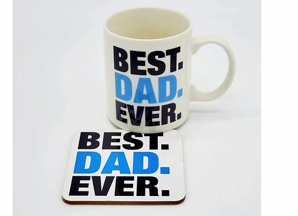 Free 'Best Dad Ever' Mugs
