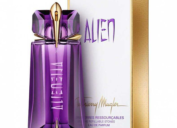 Free MUGLER Alien Perfume