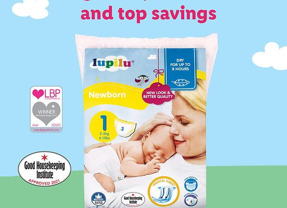 Free Lidl's Nappies