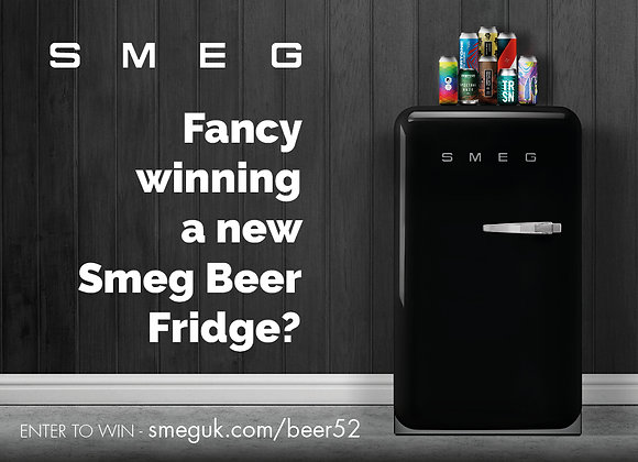 Free Smeg FAB10 Fridge