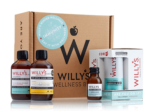 Free Willy's Wellness Box