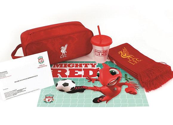 Free Liverpool FC Scarf