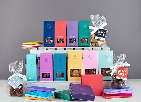 Free Chocolate Society Hamper