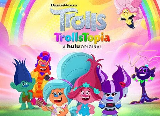 Free TrollsTopia Party Set