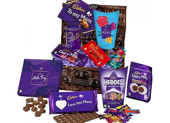 Free Cadbury Mother's Day Basket