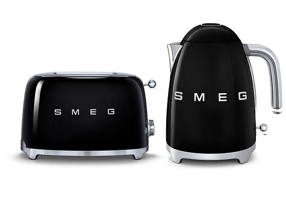 Free Smeg Kettle & Toaster