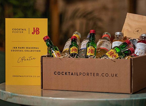 Free J&B Rare x Cocktail Porter kit