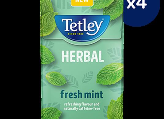 Free Tetley Herbals Tea