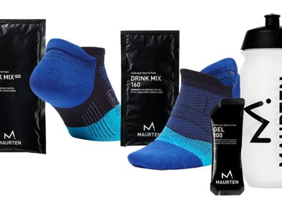 Free Maurten & Feetures Socks