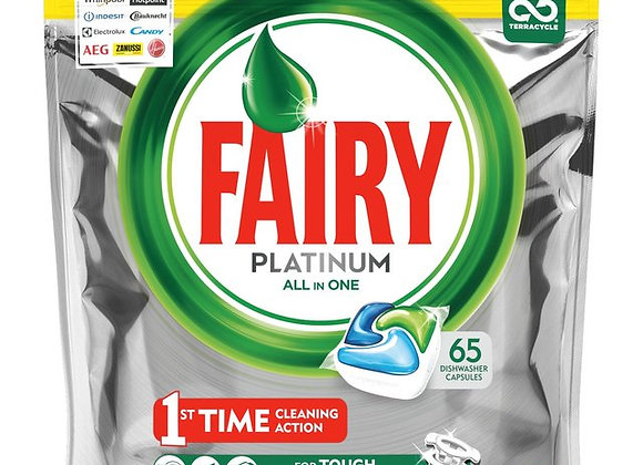 Free Fairy Washing Tablets