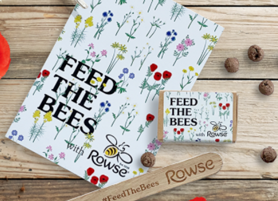 Free Rowse Honey Wildflower Seeds