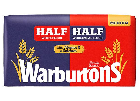 Free Warburtons Bread