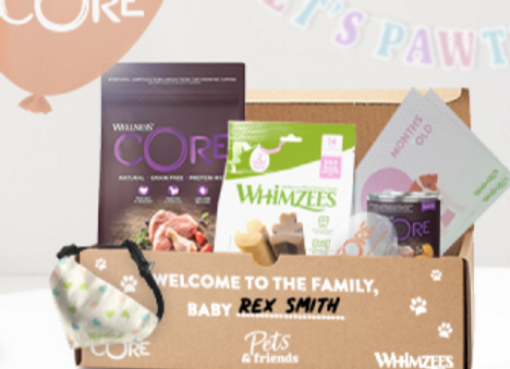Free Whimzee Puppy Box