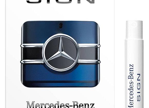 Free Mercedes-Benz Perfume