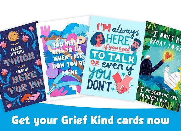 Free Sue Ryder Kind Cards