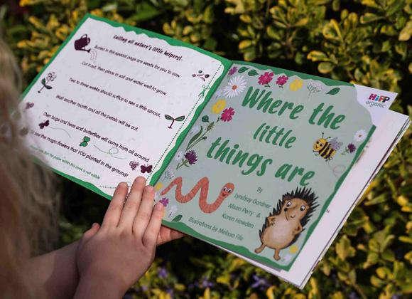 Free HiPP Kids Book