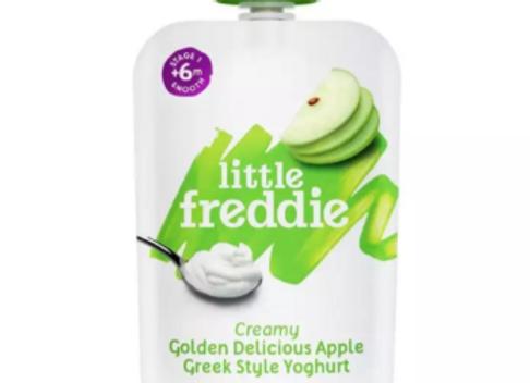 Free Little Freddie Yoghurt