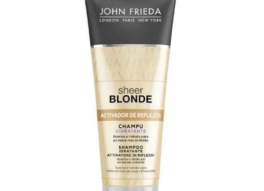Free John Frieda Shampoo