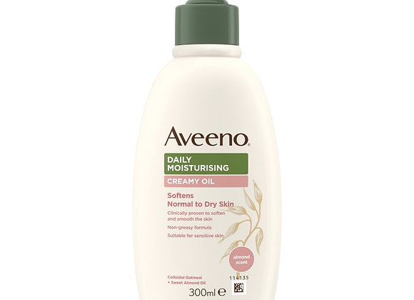 Free AVEENO® Body Lotion