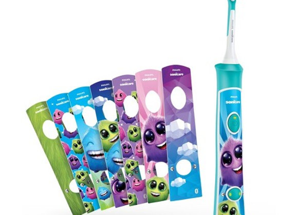 Free Sonicare Kids Toothbrush