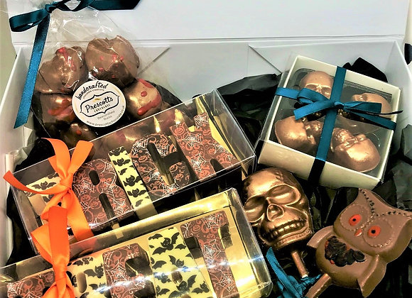 Free Halloween Selection Box