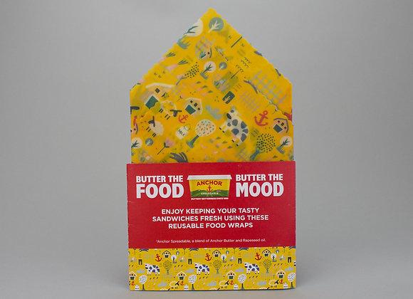 Free Anchor Food Wraps