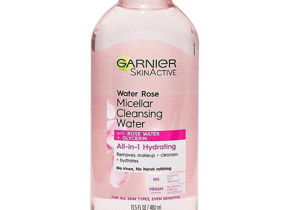 Free Garnier Rose Cleansing Water