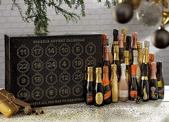 Free Prosecco Advent Calendar