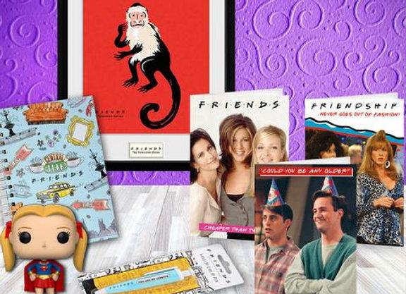 Free Friends Prize Bundle